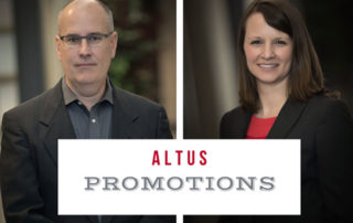Promoted at Altus