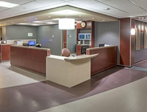 Nebraska Medicine – OHSCU 7th Floor Renovation
