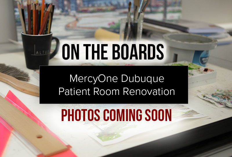 MercyOne on the Boards