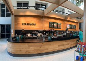 Durham Outpatient Center Starbucks