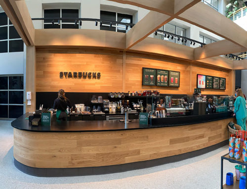 Starbucks at the Durham Outpatient Center