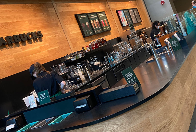 Durham Outpatient Center Starbucks