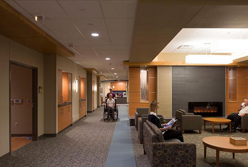 CHI Immanuel Patient Rooms
