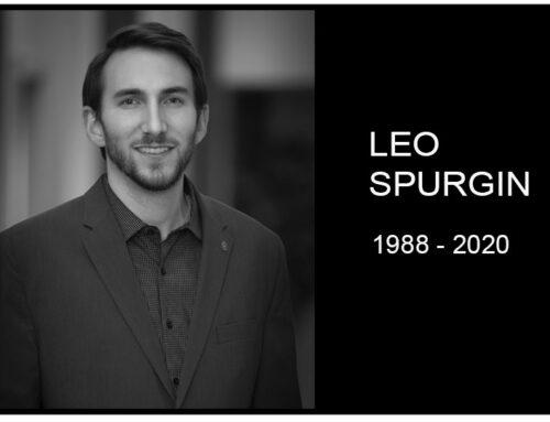 Leo Spurgin (1988 – 2020)