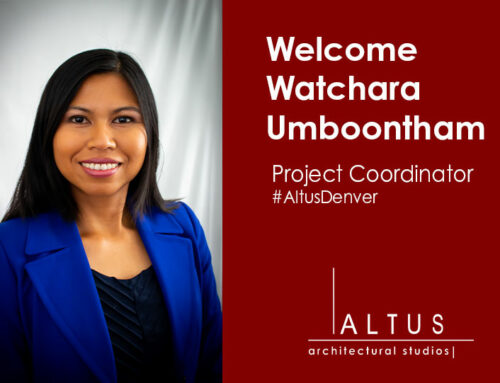 Watchara Umboontham Joins Altus as Project Coordinator