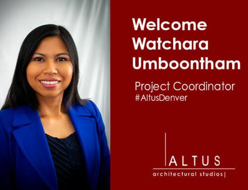 Watchara Umboontham Joins Altus as Project Coordinator