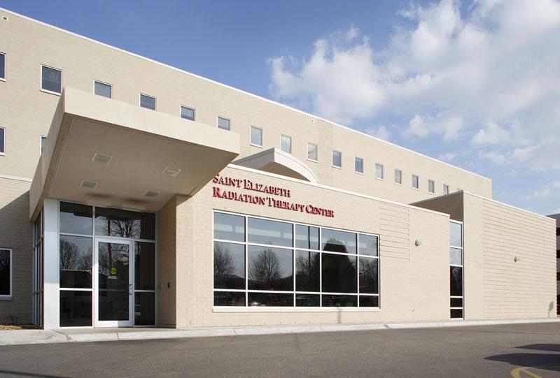 St. Elizabeth Radiation Therapy Addition