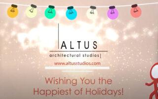 Altus Holidays 2020