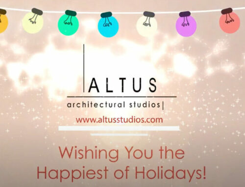 Happy Holidays from Altus!