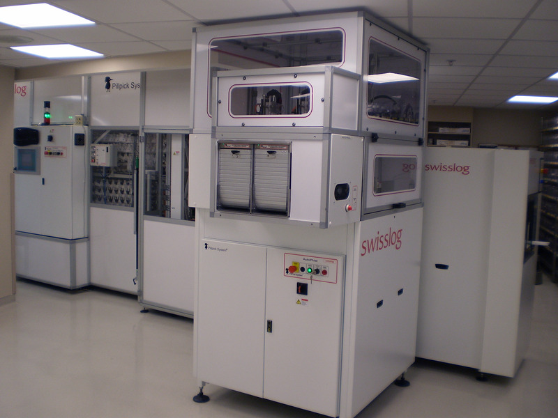 UNMC Pharmacy Robot