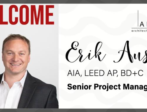 Erik Austin Joins Altus Architectural Studios' Denver Team