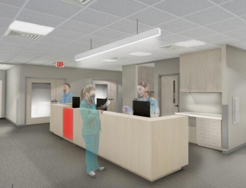 Lexington Regional Health Center ED & Lab Renovation